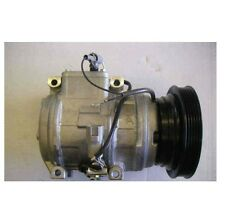Fits Toyota Camry Celica A/C Compressor with 5 Poly Clutch Premium Aftermarket
