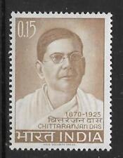 INDIA SG524 1965 CHITTARANJAN DAS MNH