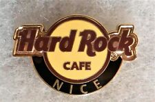 HARD ROCK CAFE NICE CLASSIC LOGO PIN # 75563