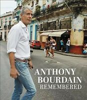 Anthony Bourdain Remembered, Hardcover by CNN (COR), Brand New, Free shipping