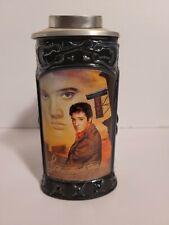Elvis Presley Heartbreak Hotel 1996 Beer Stein Stoneware Numbered Collectible