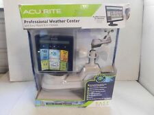 AcuRite Professional Weather Center Easy Mount 5 in 1 Wireless Sensor