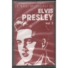 Elvis Presley MC7 The Backing Tracks Of Vol. 2 New Sealed 0042257001447