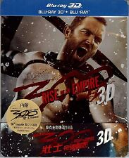 300: Rise of an Empire Limited Edition FuturePak SteelBook (Region Free Taiwan)