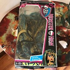 Monster High Costume Wig Cleo De Nile Cleopatra Hair Child ONE SIZE