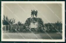 Treviso Conegliano Monumento ai Caduti Foto cartolina RB7033
