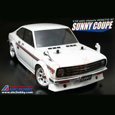 ABC Hobby NISSAN Sunny Coupe 162mm Body Mini RC Cars Gambado Tamiya M06 #66043