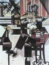 Juan PURE MAN IN CAFE Old Master ARTE PITTURA STAMPA POSTER 1745omb