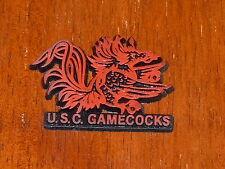 SOUTH CAROLINA GAMECOCKS Vintage NCAA RUBBER SEC FRIDGE MAGNET Standings Board