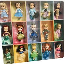 Disney Store Mini Animator 15 Doll 1st Edition Set