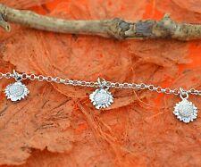Sunflower Bracelet-Sterling Silver-Flower Bracelet,Women's Fashion,Sunflower