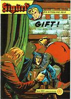 SIGURD Nr. 263 - Gift !  -Sammlerausgabe N. Hethke Verlag (1993-07)