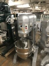 Hobart 60 qt mixer with S/S bowl and attachments