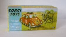REPRO BOX CORGI n. 256 VW 1200 Safari
