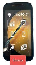 Motorola Moto E4 Dummy Display Not working Phone Metropcs Phone Kid Toy