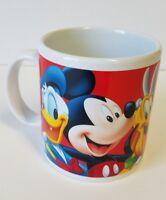WALT DISNEY Applause FAB FIVE FLORIDA 12oz Coffee Mug Cup Mickey Minnie Goofy