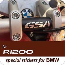 Adesivo BMW R 1200 GSA Adventure manubrio