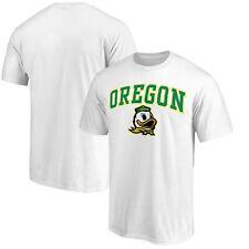 Oregon Ducks Fanatics Branded Campus Team T-Shirt - White