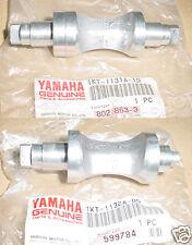 Yamaha TZR250 Power Valve 1+2 NOS Cylinder VALVES 1KT-1131A-10 & 1KT-1132A-00