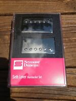 Seymour Duncan SH-55 Seth Lover Bridge & Neck Pickup Set Nickel 11108-20-Nc