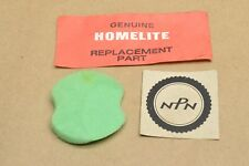 NOS OEM Homelite Super 2 XL2 Chain Saw Air Cleaner Filter 69141