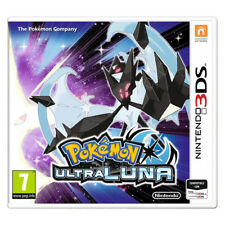 Pokémon Ultraluna Nintendo 3DS