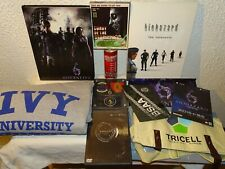 RESIDENT EVIL BIO HAZARD lot produits collector / Neuf + occasion/Officiel Japan