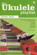 El ukelele lista de reproducción: libro Verde - 29 canciones dispuesto para Ukelele Classics