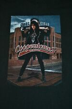 Alice Cooper Cooperstown Denver CO Coors Field Defunct T Shirt 2XL XXL Nice Rock