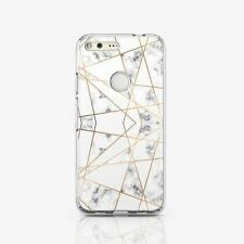 Floral Geometric Case For Google Pixel XL 2 SIlicone Plastic Cover Pixel XL 3A