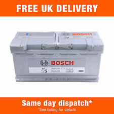 Bosch S5015 Battery 110Ah Type 019 920CCA Audi A8 RS6 Rage Rover Bentley