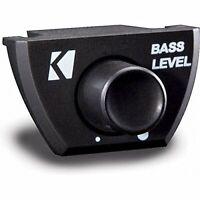 Kicker Bass Knob Control
