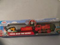 Fisher-Price Thomas and Friends Trackmaster Yong Bao The Hero Train New