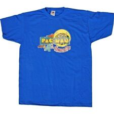 Pacman Original 1980s T-Shirt - Vintage, rare stock gaming clothing retro geek