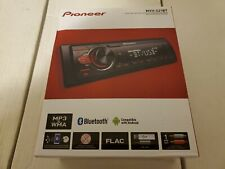 NEW Pioneer MVH-S21BT Digital Media Receiver Single DIN Dash Built in Bluetooth