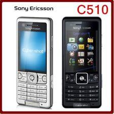Sony Ericsson Cyber-shot C510 C510a - silver black (Unlocked) Cellular Phone
