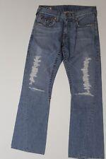 True Religion Men's Sample Joey Boot Cut Jeans. Size 32.