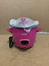 Dash Mini 2Cup Rice Cooker + Keep Warm function.