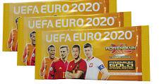 Panini Adrenalyn XL UEFA Euro Em 2020 3 x Premium Gold Booster 4x Limited Editio