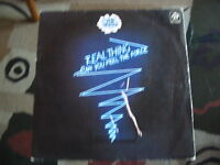 """(04) REAL THING- CAN YOU FEEL THE FORCE- 7""""CBS 7493"""