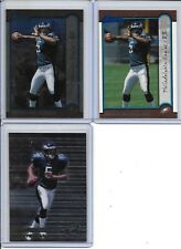 1999 Donovan McNabb RC LOT BOWMAN BEST #118 BOWMAN INTERSTATE #168 + BOWMAN #168