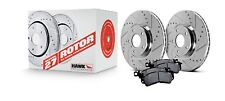 Hawk Performance Brake Rotor and Pad Combo for 00-07 Chevy/GMC (HK4395.385F)
