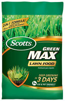 Scotts Green Max 16.9 Lb Lawn Fertilizer (27 Percentage- 0 Percentage- 2 Perc...
