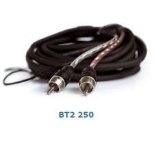 Connection AUDISON bt2 250 - 2-Canali RCA 250 cm Stereo RCA Cable 250cm
