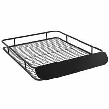 "Roof Racket Basket Cart Top Cargo Carrier Basket with Wind Fairing 62.5"""