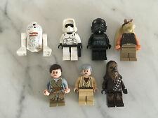 LEGO ® Minifigures lot de 7 figurines star wars lot 2