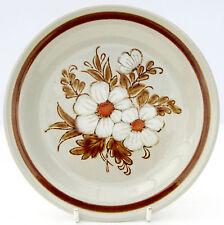 Legno di montagna vintage collezione fiori secchi tè in gres lato Dessert Plate