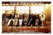 ST. ELMO'S FIRE movie poster full cast ESTEVEZ SHEEDY NELSON etc. 24X36