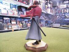 Samurai X Rurouni Kenshin Pre-Painted Statue by Amie-Grand