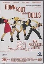DOWN & OUT WITH THE DOLLS Zoe Poledouris, Kinni Starr, Coyote Shivers DVD NEW